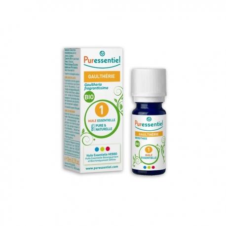 Puressentiel Huile Essentielle Bio Gaulthérie 10 ml