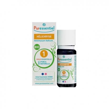 Puressentiel Huile Essentielle Bio Hélichryse (Immortelle) 5 ml