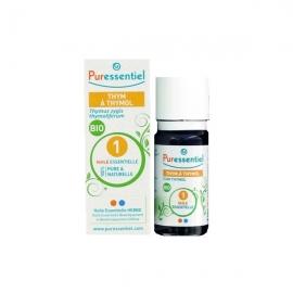 Puressentiel Huile Essentielle BioThym A Thymol 5 ml