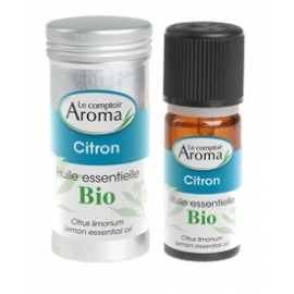 Le Comptoir Aroma Huile Essentielle Bio Citron 10 ML