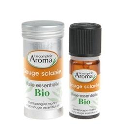 Le Comptoir Aroma Huile Essentielle Bio Sauge Sclaree 10 ML