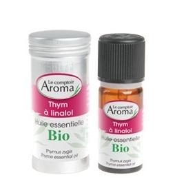 Le Comptoir Aroma Huie Essentielle Bio Thym A linalol 5 ml