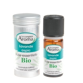 Le Comptoir Aroma Huile Essentielle Bio Lavande Aspic 10 ML