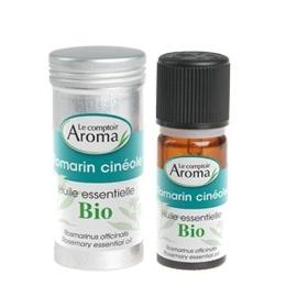 Le Comptoir Aroma Huile Essentielle Bio Romarin a Cineole 10 ML