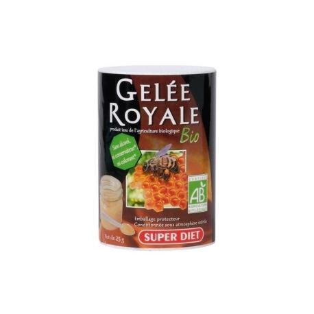 Super Diet Gelee Royale Bio 25 G