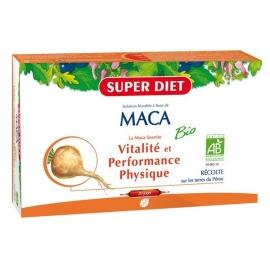 Super Diet Maca Bio 20 ampoules