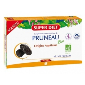 Super Diet Pruneau Bio 20 ampoules