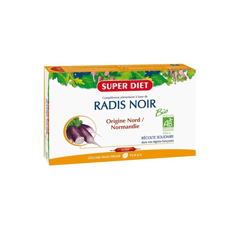 super-diet-radis-noir-bio-20-ampoules
