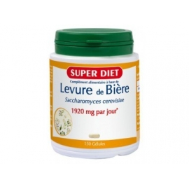 Super Diet Levure de Bière 125 gélules