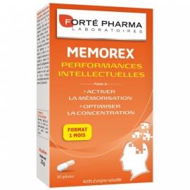 Forté Pharma Mémorex 30 gélules