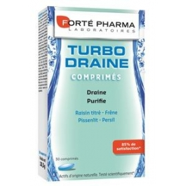 Forte Pharma Turodraine Minceur 30 Comprimes