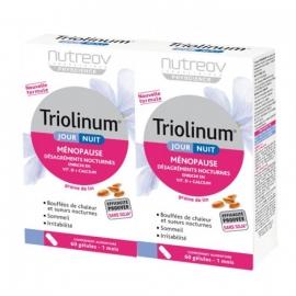 Nutreov Physcience Triolinum Ménopause Jour et Nuit 120 Gelules