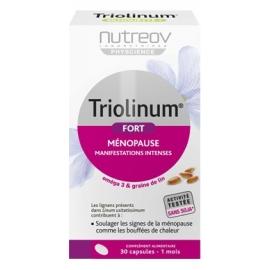 Nutreov Physcience Triolinum Fort Ménopause 30 Capsules