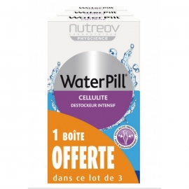 Physcience Nutreov WaterPill Cellulite  3 x 20 Comprimes