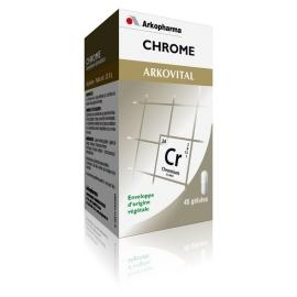 Arkopharma Arkovital Chrome  45 Gelules