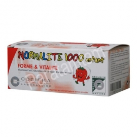 CODIFRA NORMALITE 1000 ENFANT FORME & VITALITE 14 COMPRIMES
