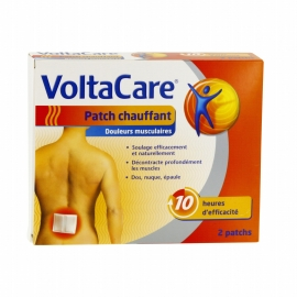 VoltaCare Patch Chauffant x2
