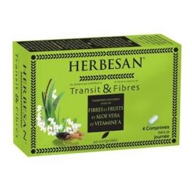 Super Diet Herbesan Transit & Fibres 40 comprimés