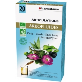 Arkopharma Arkofluides Bio Articulations 20 Ampoules