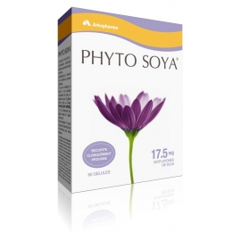 Arkopharma Phyto Soya 17,5mg d'isoflavones de soya 180 gélules
