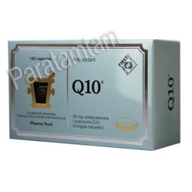 ATLANTIC PHARMA Q10 ANTIOXYDANT 150 CAPSULES