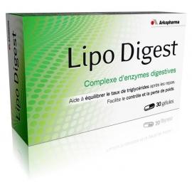 Arkopharma Lipo Digest 30 gélules