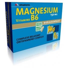Arkopharma magnesium B6 boite de 60 gélules