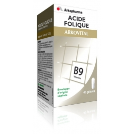 Arkopharma Arkovital Acide Folique 45 gélules