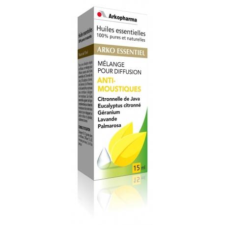 Arkopharma Arko Essentiel Mélange Pour Diffusion Anti-moustiques 15 ml