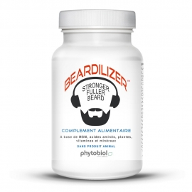 Phytobiol Beardilizer (Barbe) 90 Capsules