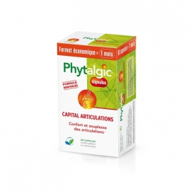 Phytalgic Capital Articulations x 90 Capsules