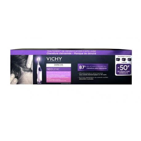Vichy Dercos Neogenic traitement complet 3 mois