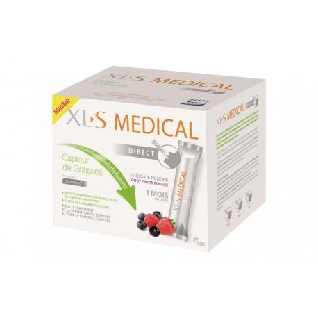 XLS Médical Capteur de Graisses 90 Sticks