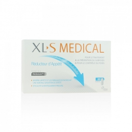 Xls Medical Reducteur D'appetit 60 Gelules