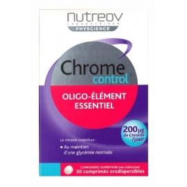 Nutreov Physcience Chrome Control 30 comprimés