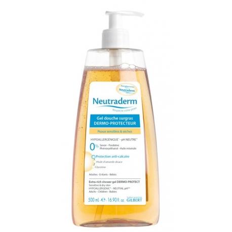 Neutraderm Gel Douche Surgras Dermo-protecteur 500 ml
