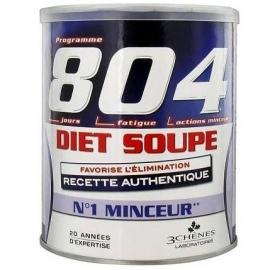 3 Chênes 804 Minceur Soupe Poudre 300 G