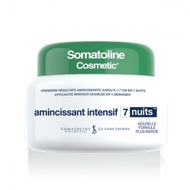 Somatoline Cosmetic traitement Amincissant Intensif 7 Nuits 400 ML