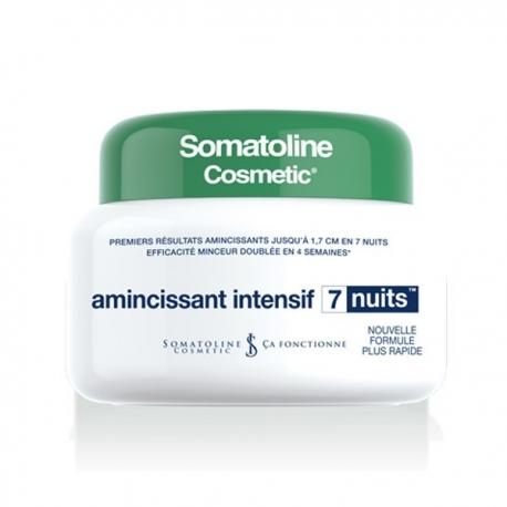 Somatoline Cosmetic traitement Amincissant Intensif 7 Nuits 400 ML