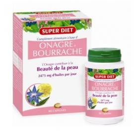 Super Diet Beauté De La Peau 80 Capsules