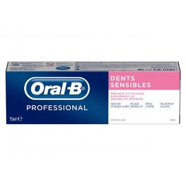 Oral-B pro-expert professional dentifrice dents sensibles 75 ml