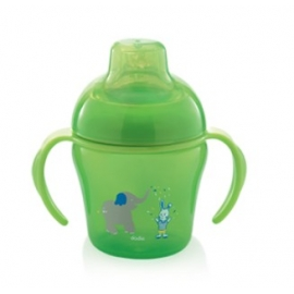 Dodie Tasse D'apprentissage Verte 200 ml
