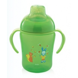 Dodie Tasse D'apprentissage Verte 300 ml