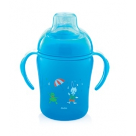 Dodie Tasse D'apprentissage Bleue 300 ml