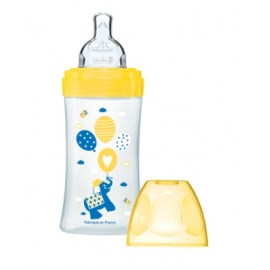 Dodie Biberon Sensation+ Jaune 270 ml