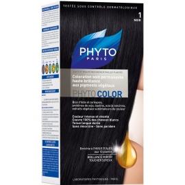 Phyto PhytoColor coloration permanente 1 Noir