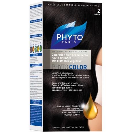 Phyto PhytoColor coloration permanente 2 Brun