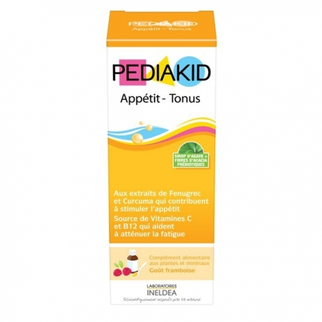 Pediakid Appétit-Tonus 125 ml