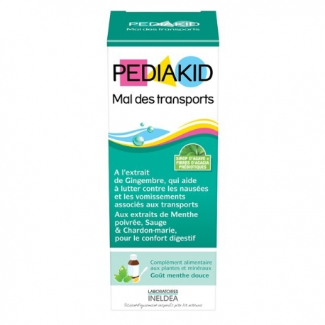 Pediakid Mal des Transports 125 ml