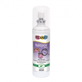 Pediakid Balépou Spray Effet Bouclier Bio 100 ml